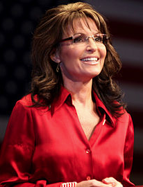 Sarah Palin via Wikipedia