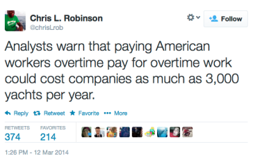 Tweet of the Day 3-13-14