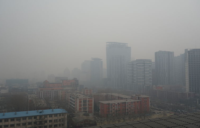 Beijing, China, February 22, 1014 via Kentaro via Wikimedia Commons