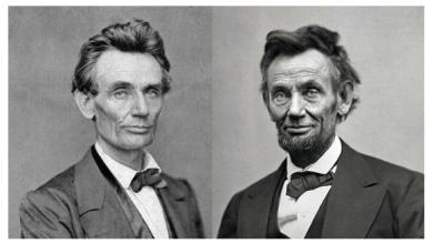 Lincoln via HistoriaalPics