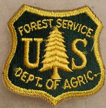 U.S. Forest SErvice guyys