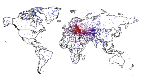 Where is the Ukraine