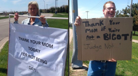 Sign Holders 5-12-14