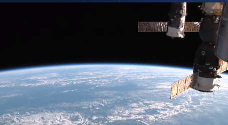 ISS livestream via eol.jcs.nasa.gov