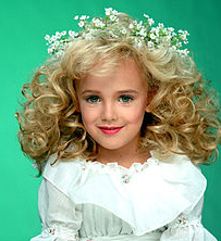 Jon Benet Ramsey via Wikipedia