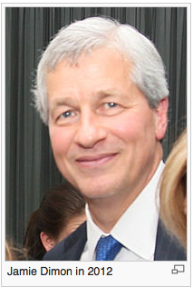Jamie Dimon via Wikipedia