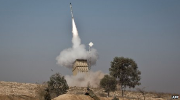 Iron Dome AFP