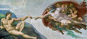 Creationism via wikipedia