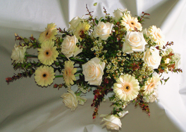 Funeral Flowers via wikipedia