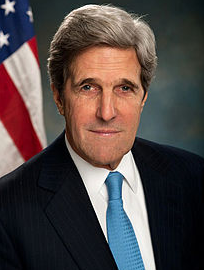 John Kerry via Wikipedia