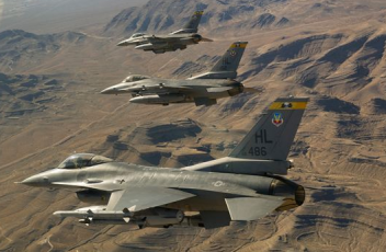 Military Jets via US Air Force website