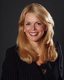 Betsy McCaughey via Wikipedia