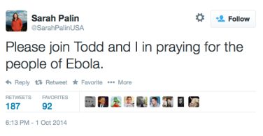 Tweet of the Day 10-1-14