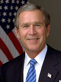 George W. Bush Wikipedia