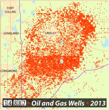 Greeley Oil Wells 2