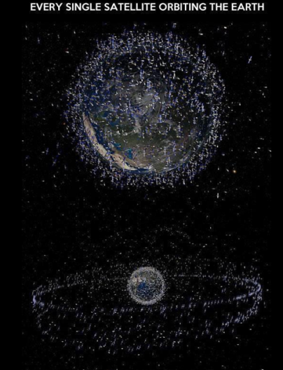 Space Junk via stemdotorg