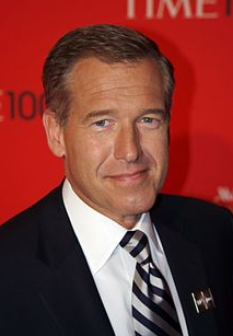 Brian Williams via Wikipedia.org