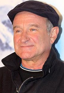 Robin Williams via Wikipedia